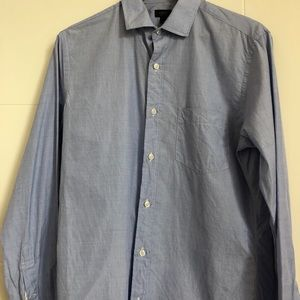 J. Crew Ludlow Men's Dress Shirt (Med)